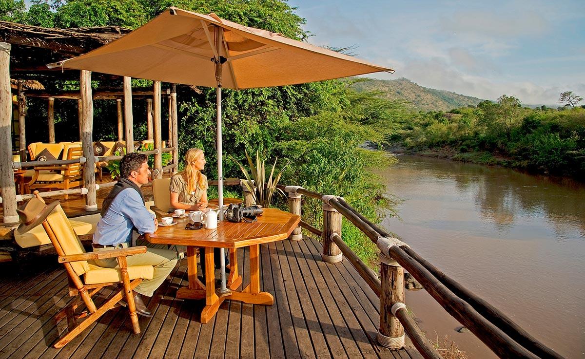 This 10 DayGorilla Trekking & Masai Mara Safari
